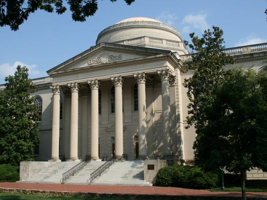 31. University of North Carolina at Chapel Hill & Foundations