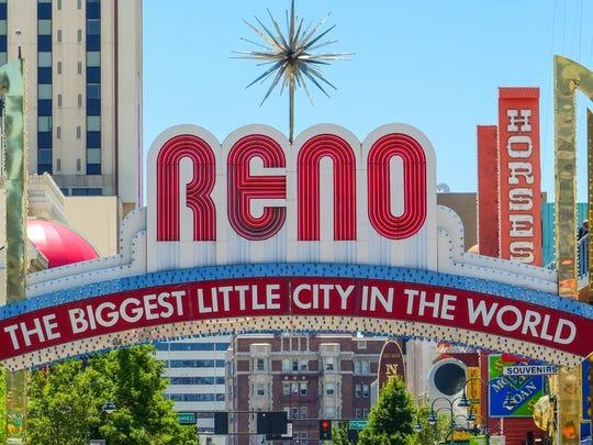 Nevada: Washoe County