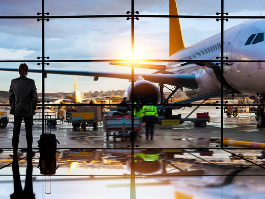 The 20 busiest international airline routes in the world: OAG