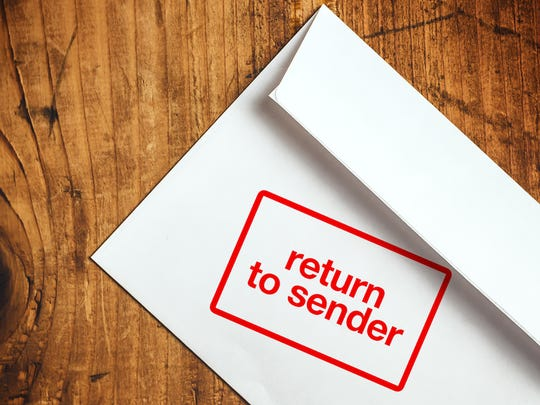 Sending your federal tax return to the wrong IRS office could delay your refund.