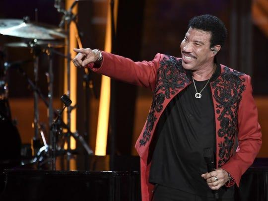 Lionel Richie.