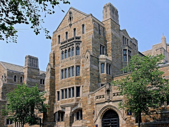 """""""I state again in the strongest possible terms that sexual misconduct and sexual assault have no place in this university,"""" Yale's president, Peter Salovey, said in a statement."""