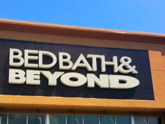 Bed Bath & Beyond also works in stores