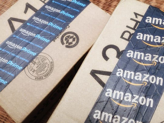 20. Amazon     • Average salary:  $100,000     • Headquarters:  Seattle, WA     • Industry:  e-commerce     One of the largest companies in the world, Amazon reported $232.9 billion in revenue in 2018. Though some have criticized the e-commerce giant. Though some have criticized the e-commerce giant over the low wages of its warehouse employees, the average  pay for a full-time salaried worker at Amazon is $100,000 a year. For comparison, the average job in the United States pays $38,640.