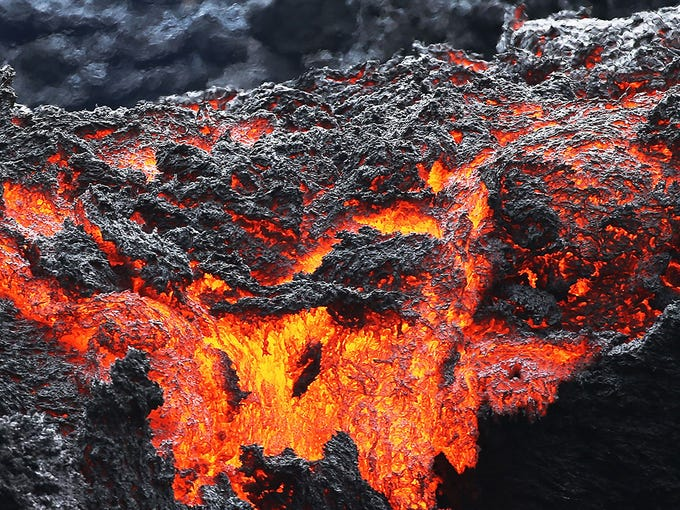 50 most dangerous volcanoes in America