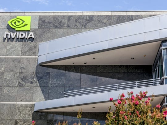 1. NVIDIA     • Average salary:  $137,000     • Headquarters:  Santa Clara, CA     • Industry:  Technology     Among all of the tech companies with well-compensated employees, NVIDIA stands out. The company, which creates interactive graphics cards for video games, cars, artificial intelligence and more, pays its salaried employees and average of $137,000 a year -- $11,000 more than the next highest paying company. Like most of the other companies on this list, it employs many software engineers as well as hardware designers and system architects. These high-paying, high-tech career fields all typically pay well above $100,000 per year, and NVIDIA pays well more.     ALSO READ: Companies With the Best and Worst Reputations