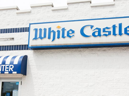 "White Castle, which calls itself the first fast-food hamburger chain, became famous for its miniature burgers, which sailors in the U.S. Navy in the 1940s reportedly first called ""sliders"" because they were greasy and slid down easily."