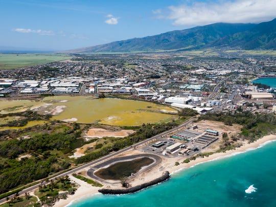 Hawaii: Kahului-Wailuku-Lahaina.