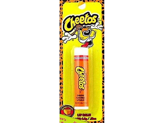 Cheetos are a popular snack, but Cheetos-flavored lip balm failed to catch on with consumers.