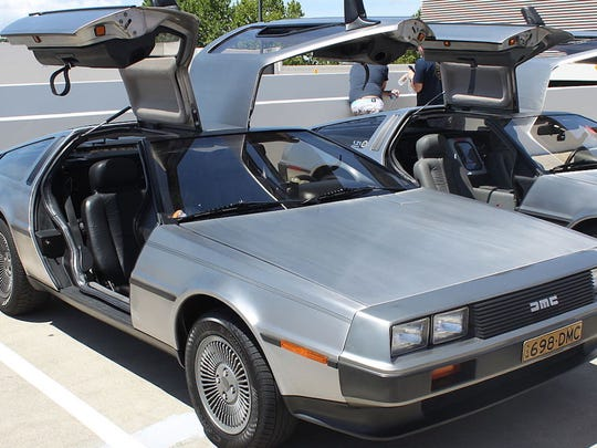 The DeLorean DMC-12, released in January 1981, but only sold half of the 7,000 made. The company filed for bankruptcy the next year.