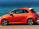<b>8. Fiat 500e</b><br /> <b>• Fuel (or energy) efficiency:</b> 112 MPGe<br /> <b>• Type:</b> Electric subcompact car<br /> <b>• Annual fuel cost:</b> $600