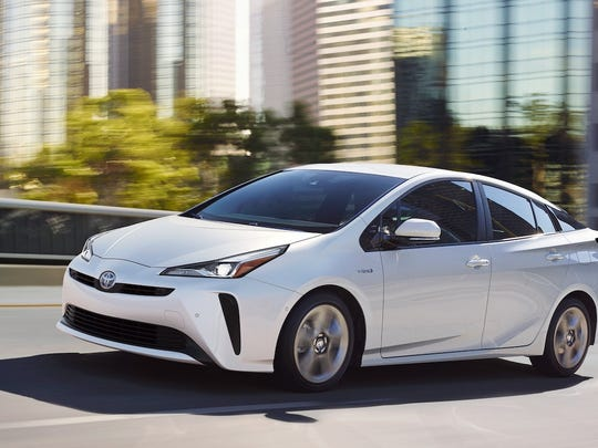 The Toyota Prius Two Eco.
