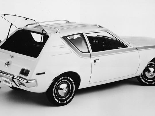 AMC, maker of the Pacer.