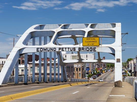 Selma, Alabama.