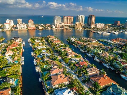 Miami-Fort Lauderdale-West Palm Beach, Florida.
