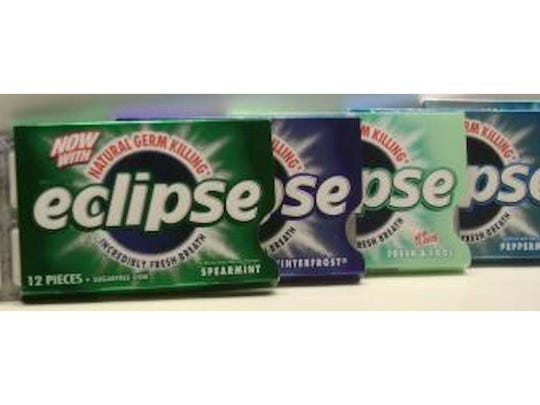 Eclipse gum.