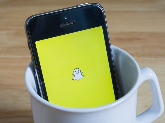 Snapchat employees reportedly spied on users' data