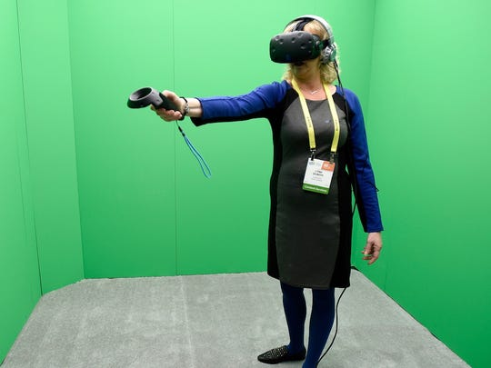 Virtual reality was first created for serious business, not fun and games.