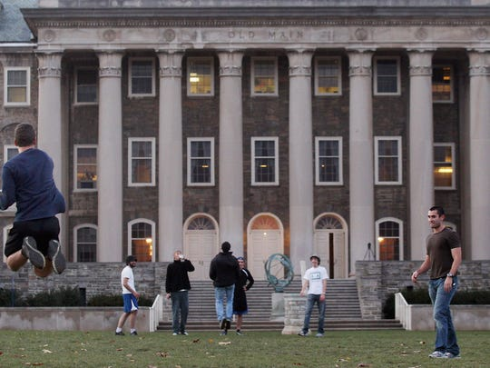Penn State University's main campus and several of its branch campuses showed up among the top 250 of schools with the highest debt among its 2017 graduates.  A spokesperson from the university provided a statement that calls the report flawed because it doesn't take into account how the school allows students to transfer among campuses.