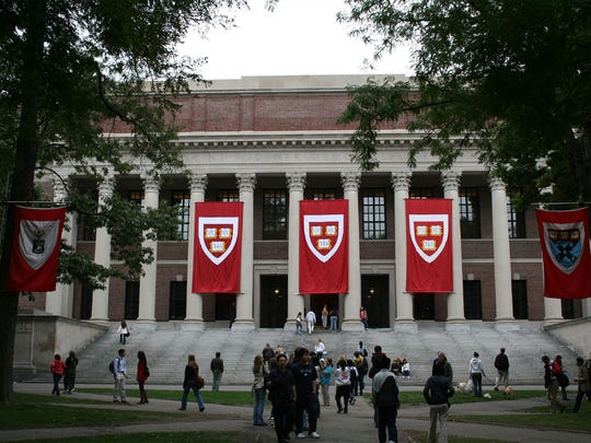 Harvard prof. suspended for 2 yrs over unwelcome sexual conduct