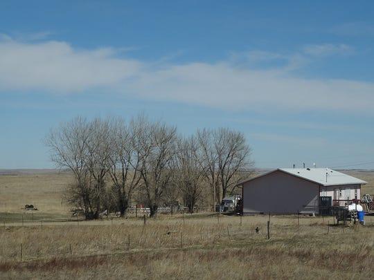 Todd County, South Dakota.