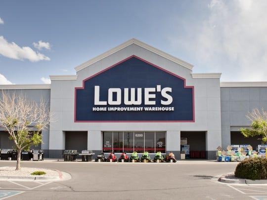 Lowe's.