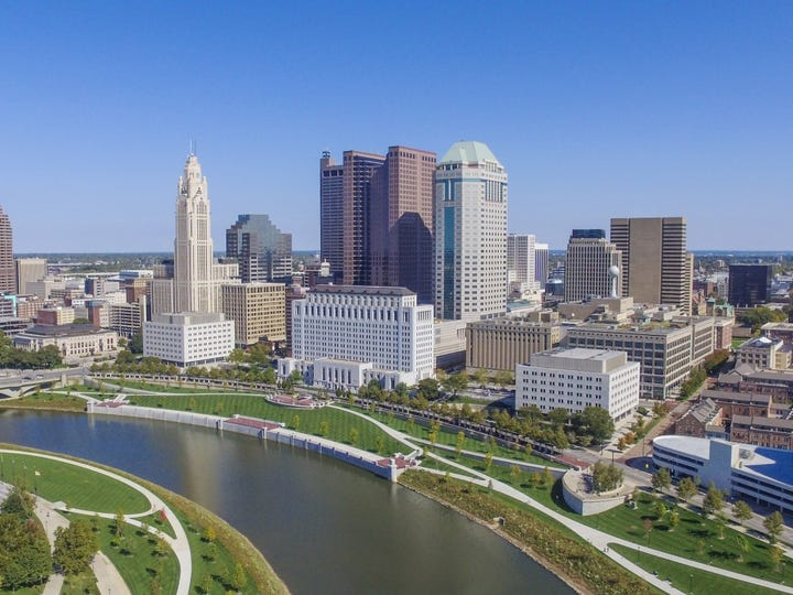 Ohio     • Avg. income after taxes:  $35,273 (pre-tax: $48,242)     • Avg. taxes paid as pct. of income:  26.9% (3rd highest)     • Federal income tax collections per capita:  $8,500 (5th highest)     • State and local tax collections per capita:  $4,469 (25th lowest)     • Largest source of state and local tax collections:  Property tax (28.3% of total)     ALSO READ: The Severity of the Pension Crisis in Ohio