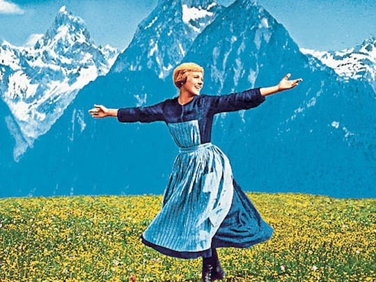 "The hills are alive with ""The Sound of Music."""