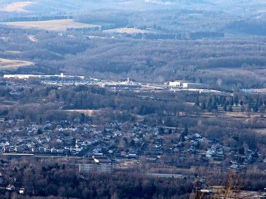 Uniontown, Pennsylvania