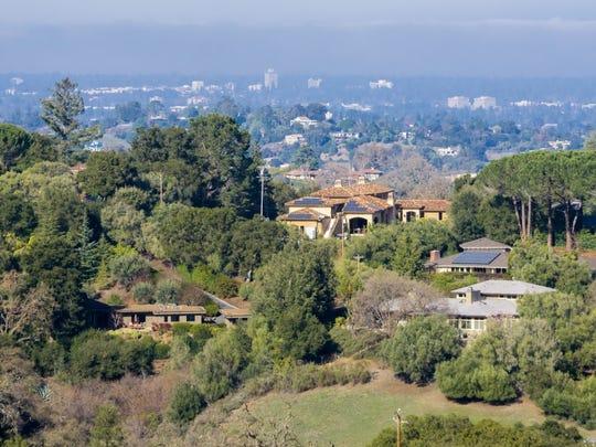 Los Altos Hills, California