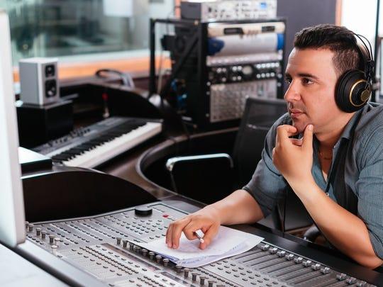 Broadcast technicians