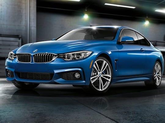 BMW 4 Series 2dr