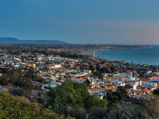 Ventura County, California.