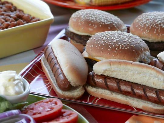 It's no secret that we love hot dogs and hamburgers in America. We eat an estimated billion dogs and 50 billion burgers annually.