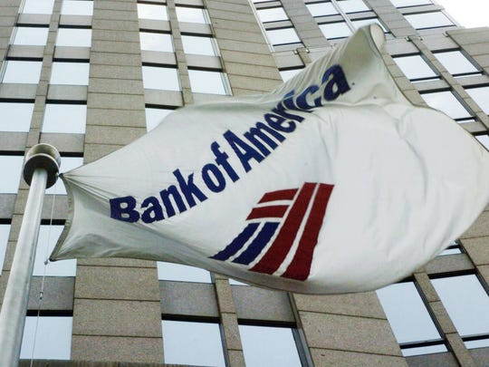 33. North Carolina     • Largest company:  Bank of America Corporation     • Revenue:  $91.2 billion     • Headquarters:  Charlotte, NC     • Industry:  Banking Bank of America relocated its corporate headquarters to Charlotte, North Carolina, after it merged with Charlotte-based NationsBank in 1998.