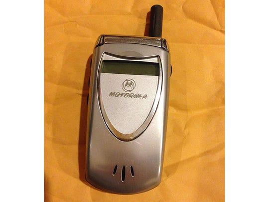 Motorola V60– 2001
