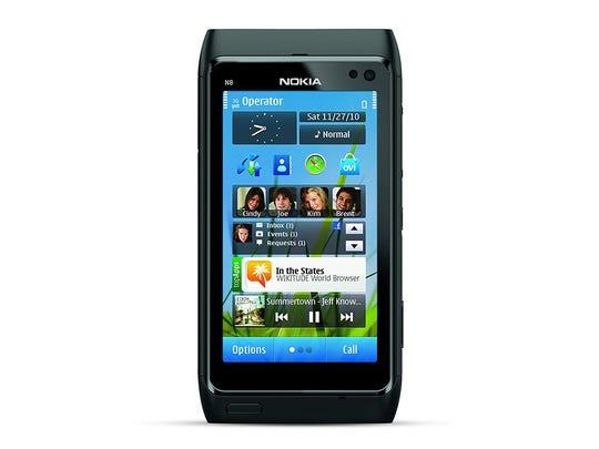 Nokia N8– 2010