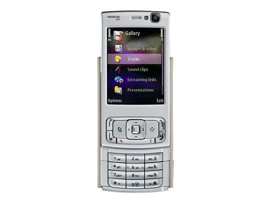 Nokia N95– 2007