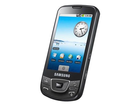Samsung i7500 Galaxy– 2009