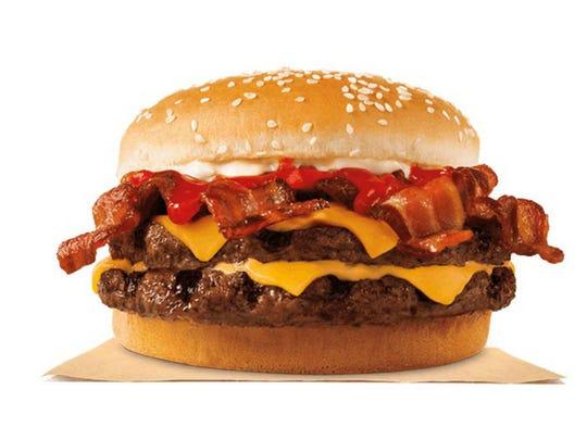Burger King: Bacon King Sandwich