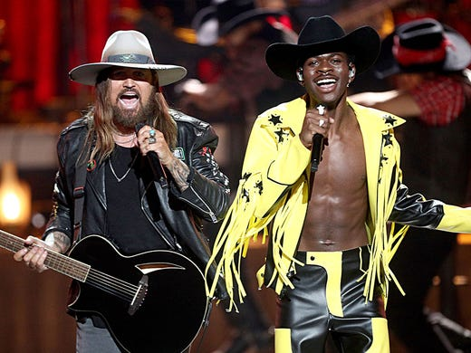 Old Town Road' approaches longest ever run at #1 on