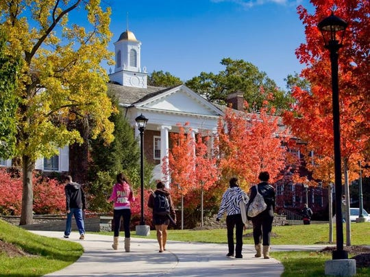 Like other small private colleges, Wells College in Aurora, New York, is grappling with the new financial realities presented by the virus outbreak.
