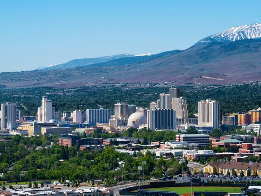 3. Reno, NV   • 5 yr. employment increase:  23.9% (+49,382 jobs)   • Highest growth industry:  Manufacturing (+13,800 jobs)   • May 2019 unemployment:  3.0%   • Median household income:  $61,360 Reno, Nevada, has one of the fastest growing working populations in the country. In the last five years, the metro area's labor force grew by 18.1%, more than in all but four other U.S. cities. Over the same period, job growth in the metro area more than kept pace. Total employment climbed by 23.9% in Reno between May 2014 and May 2019, more than triple the national employment growth of 7.3% over that time.  Manufacturing was the fastest growing industry in Reno over the last five years, with total employment more than doubling.     ALSO READ: Best City to Live in Every State