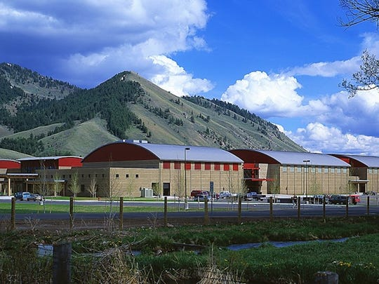 Wyoming: Jackson Hole High School