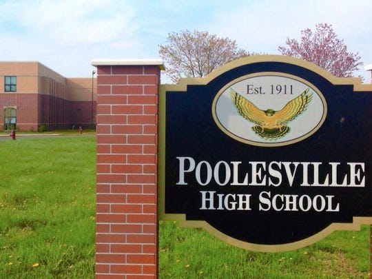 Maryland: Poolesville High School