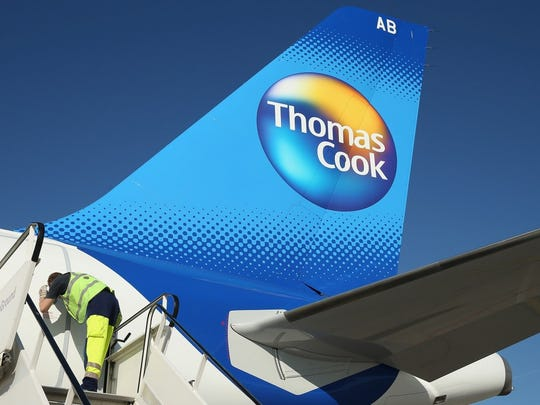 10. Thomas Cook Airlines