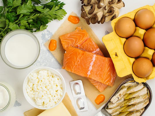 Nearly 10% of Americans have a nutritional deficiency. These are the most common