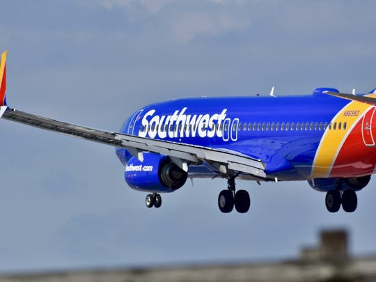 Southwest Airlines has canceled 130 Labor Day flights to and from Florida due to Hurricane Dorian