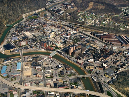 10. Johnstown, Pennsylvania     • Employment chg. 2014-2019:  -4.9% (58,926 to 56,028)     • State employment chg. 2014-2019:  +3.2% (6,067,113 to 6,262,169)     • June unemployment:  5.3%     • Industry with largest employment decrease:  Service-Providing     • Median household income:  $46,598    ALSO READ: Cities Adding the Most Jobs in Every State