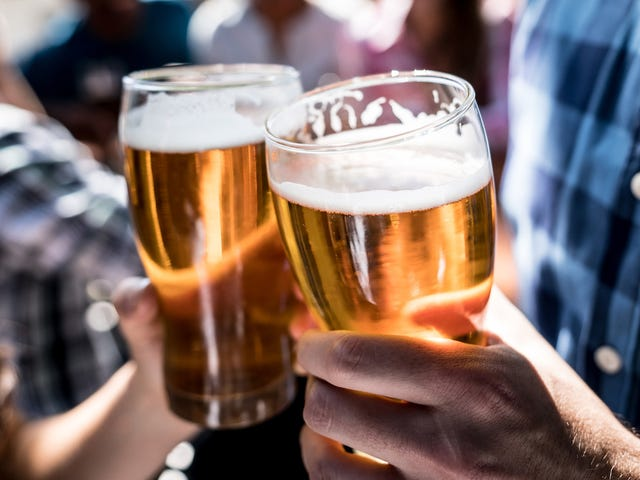 How much beer does your state drink? In the thirstiest, about 40 gallons a year per person